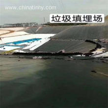 Black Color High Density Geomembrane for Mining